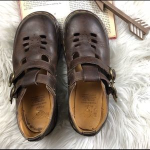 Doc Martens Mary Jane shoes